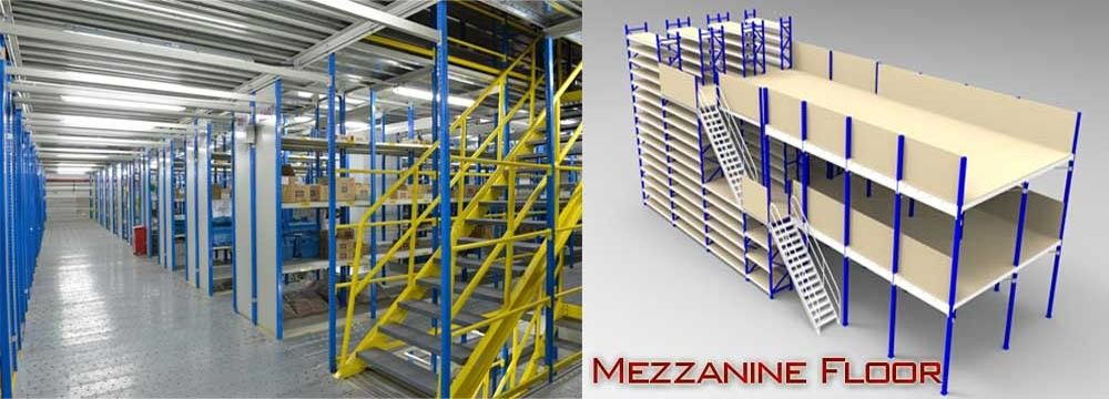 China best Industrial Mezzanine Floors on sales