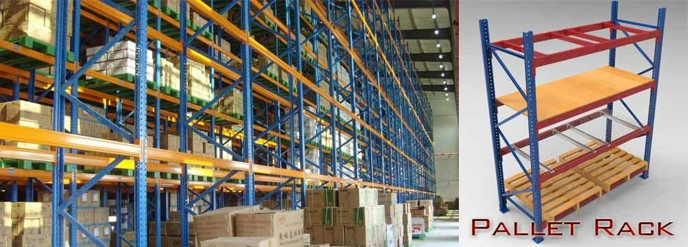 China best Industrial Pallet Racks on sales