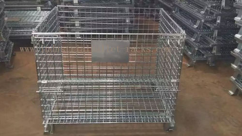 wire mesh container BEST CHOICE for all kinds of manufacturer
