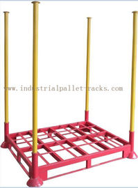 China Heavy Duty Portable Steel Stack Rack Used In Warehouse Space Saving supplier