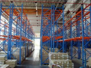 China Pallet Racking Double Deep Pallet Rack Organized Storage Customized supplier