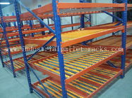 4 Beam Level Warehouse Racking System Capacity 1000kg To 1500kg Per Unit Storage