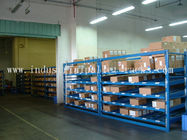 Live Flowing Racking Carton Flow Rack  Light Duty Rotation Warehouse Storage System