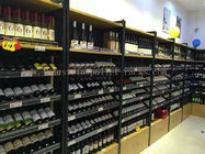 Good Quality Industrial Pallet Racks & Wine Display Rack Light Duty Shelving Wall Mounted 1200mm * 400mm * 2200mm on sale