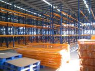 2000KG forklift picking steel pallet racking , heavy duty pallet racking system