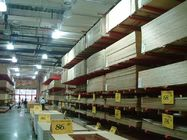 300kg - 1000kg Cantilever Racking Systems for warehouse , customized Height