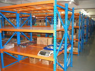 industrial galvanized pallet racking system multi tier shelving , 200kg to 500kg