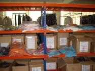 Adjustable Multi - Level steel plate medium duty rack for fashion garment storage