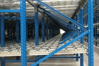 China adjustable industrial storage gravity flow racks , long span shelving company