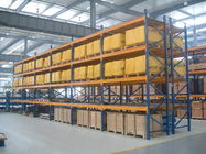 single access Long span Warehouse racking system for industrial storage