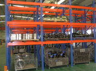 heavy duty spray paint double deep rack for traditional palletised products