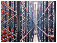 China customized Automatic Storage And Retrieval System for Warehouse storage company