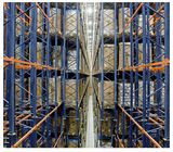 China high load capacity Automatic Storage And Retrieval System for industrial storage , 4000kg company