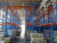 Pallet Racking Double Deep Pallet Rack Organized Storage Customized