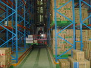 China Warehousing Racking Storage System , Industrial Storage Racks company