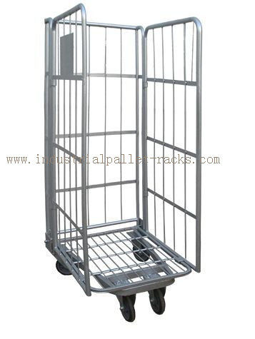 Roll Container  Excellent Kg Capacity Warehouse Equipments