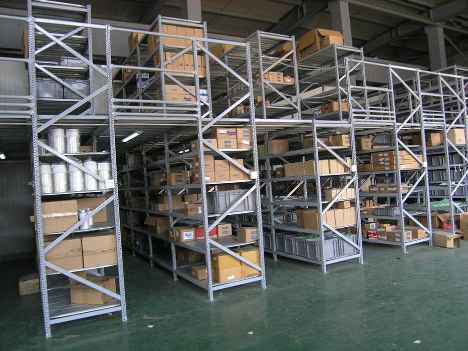 Steel Mezzanine Kits : Loose cargo stock industrial mezzanine systems double