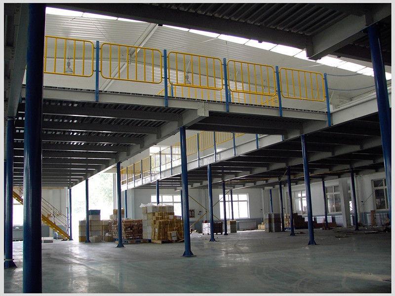 Plataforma desmontable industrial de varias filas de los for Oficina western union alicante