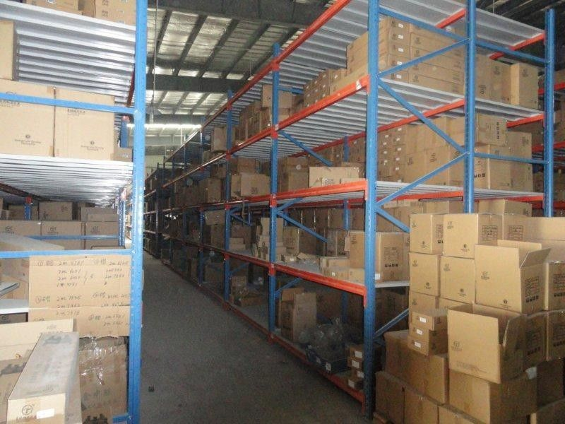 Powder Coating Galvanized Finished Heavy Duty Shelving Factory Magnificent Powder Coating Racks Suppliers