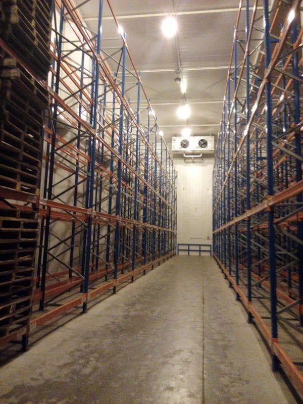 La chambre froide sans la palette industrielle de 25 degr s tire la taille 1200 x 1000mm de - Chambre froide industrielle prix ...