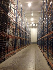 China Cold Room Minus 25 Degree Industrial Pallet Racks , Pallet Size 1200 X 1000mm factory